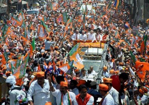 What's Wrong with Modi Sarkar Slogan – Biswajeet Banerjee